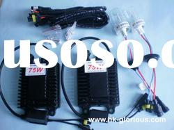 12v 7w single beam auto hid xenon kit H7 3000k to 30000k