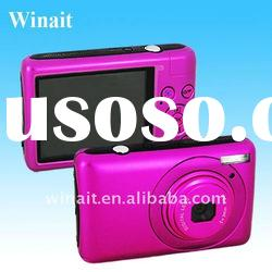 "14.1MP 2.7""color TFT LCD Digital camera with 8X digital zoom"