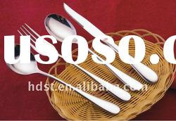19PCS Korean Style HD9511 430# Stainless Steel Cutlery;Cutlery Sets