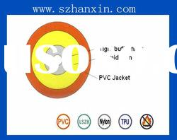 1 Fiber Count Soft Indoor Optical Fiber Cable