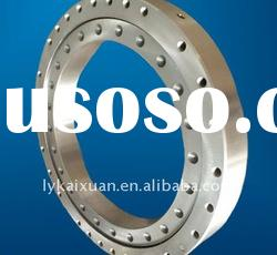 2011 hot sale luoyang three row crossed roller slewing bearing company