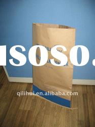 2011 inside plastic out paper woven packing bag