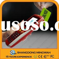 2012 China wireless barcode scanner with display, RFID reader accept Paypal
