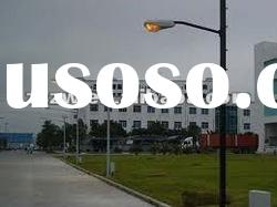 2012 Quality Energy Saving CE ISO RoHS solar led street light 120w