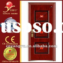 2012 Steel security doors Y-64