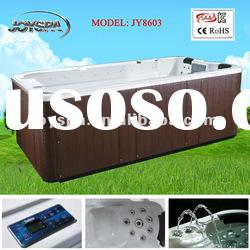 2012 latest and hot products hydro outdoor swim pool spa hot tub
