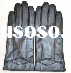 2012 winter men's pigskin leather gloves