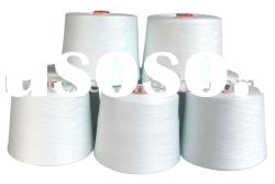24s P/V 50:50 ring spun polyester/viscose yarn