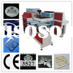 2.3 mm stainless steel, carbon steel YAG Laser Metal Cutting machine