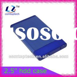 "2.5""external hard drive enclosure/portable hard disk case/external hdd enclosure/hdd case"