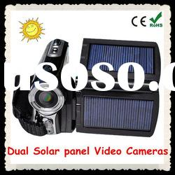 "2.8"" LCD Display Video Camera Solar Power Digital Video Cameras"