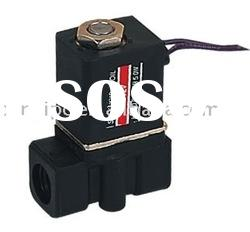 2-position 2-way pneumatic air water steam solenoid valve