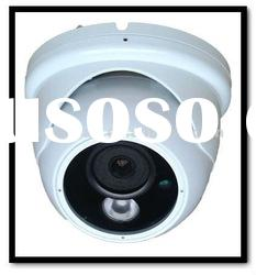 30M 420tvl led array cctv vandalproof dome camera surveillance systems