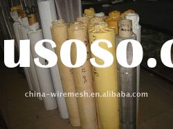 316 316L stainless steel wire screen printing mesh