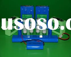 3.2v and 3.7v li ion rechargeable battery cell and pack