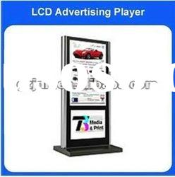 42 inch floor standing lcd advertising display,shopping mall advertising digital signage kiosk