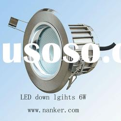 4W-6W LED house ceiling lights/ surface down lights