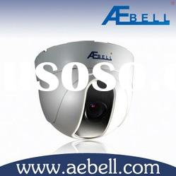 520TVL CCTV Color Day / Night Dome CCD Camera