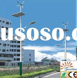 60W Solar LED Street Light with UL,CE,ROHS certificate,Oman customer baught 35sets