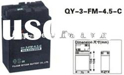 6v 4.5ah sealed lead acid battery for ups system