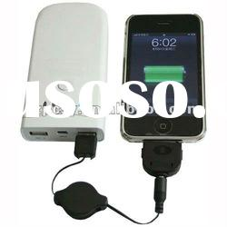 7800mah micro portable charger for mobile phone