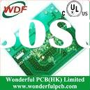 94V0 circuit boards /2L/ 1.6mm board thickness