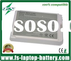 A1062 A1080 batteries for laptop Apple iBook G3 14-inch M8416 M8665 M9140 replacement battery
