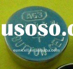 AG3 LR41 Button Cell 1.5V Alkaline Button Cell Battery LR41 with High quality