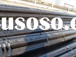ASTM A106& GB Seamless Carbon Steel Pipe