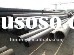 ASTM A106-Gr B seamless steel pipe Professional Manufacturer