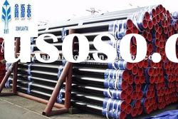 ASTM A106 seamless steel carbon pipe