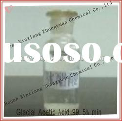 Acetic acid glacial 99.5% EINECS No. 200-580-7 in chemical