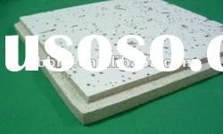 Acoustical Mineral Wool Ceiling Tiles