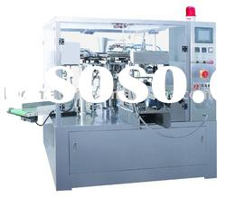Automatic Premade pouch Packing Machine for Powder