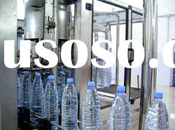 Automatic production line of mineral water bottling