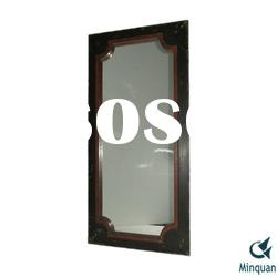 BATHROOM MIRRORS BEVELED MIRRORS