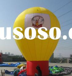 BEST!!! inflatable ground balloon / inflatable balloon (CE certificate,top quality,best price)