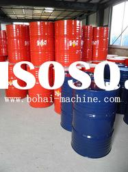 BOHAI Fixed top open top stainless steel 200 l steel drum