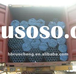 BS1387-1985 ERW Galvanized seamless steel pipe