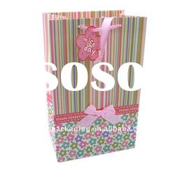 Beautiful High quality customized Gift Paper Bag