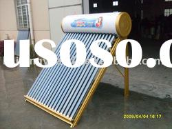 Beautiful design Solar water heater (CE,CCC,ISO,SGS,SRSS......)