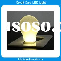 Bulb Card LED Light for gift