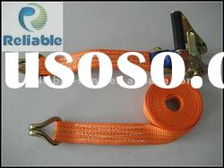 CE GS approved ratchet tie down strap