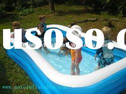 CE inflatable baby swimming pool