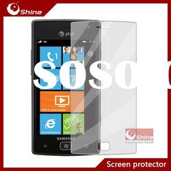 Cell phone mirror screen protector for Samsung Focus Flash i677
