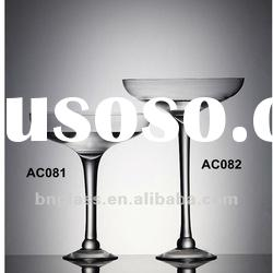 Clear Glass for Candle Holder Vase Home Decoration