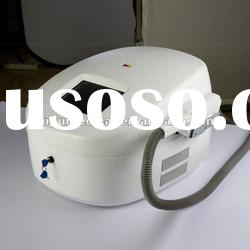 Comfort beauty equipment for hair removal and skin treatment