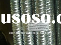 Corrugated galvanized Steel structure Pipe