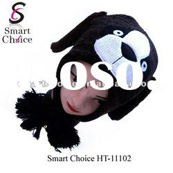 Cute animal hat with paws wholesale
