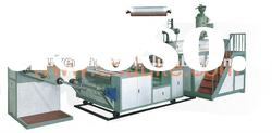 DFPE-1000-1500 Series The PE air Bubble Film Making Machine